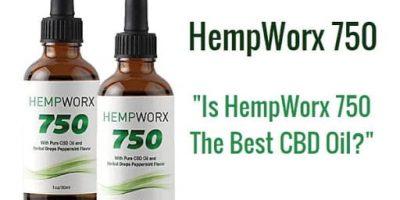 HempWorx 750mg CBD Oil