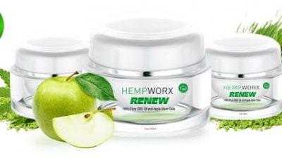 Hempworx CBD anti-aging Cream