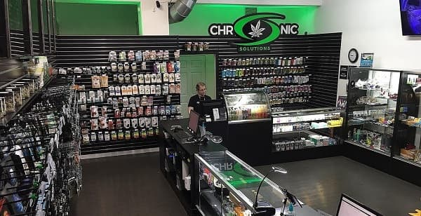 CHR – Los Angeles Dispensary