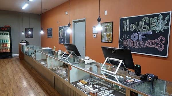 House of Organics Cannabis Dispensaries in California