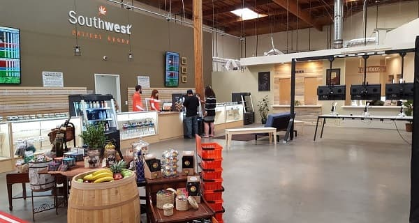 Southwest Patient Group Top Cannabis Dispensaries in California